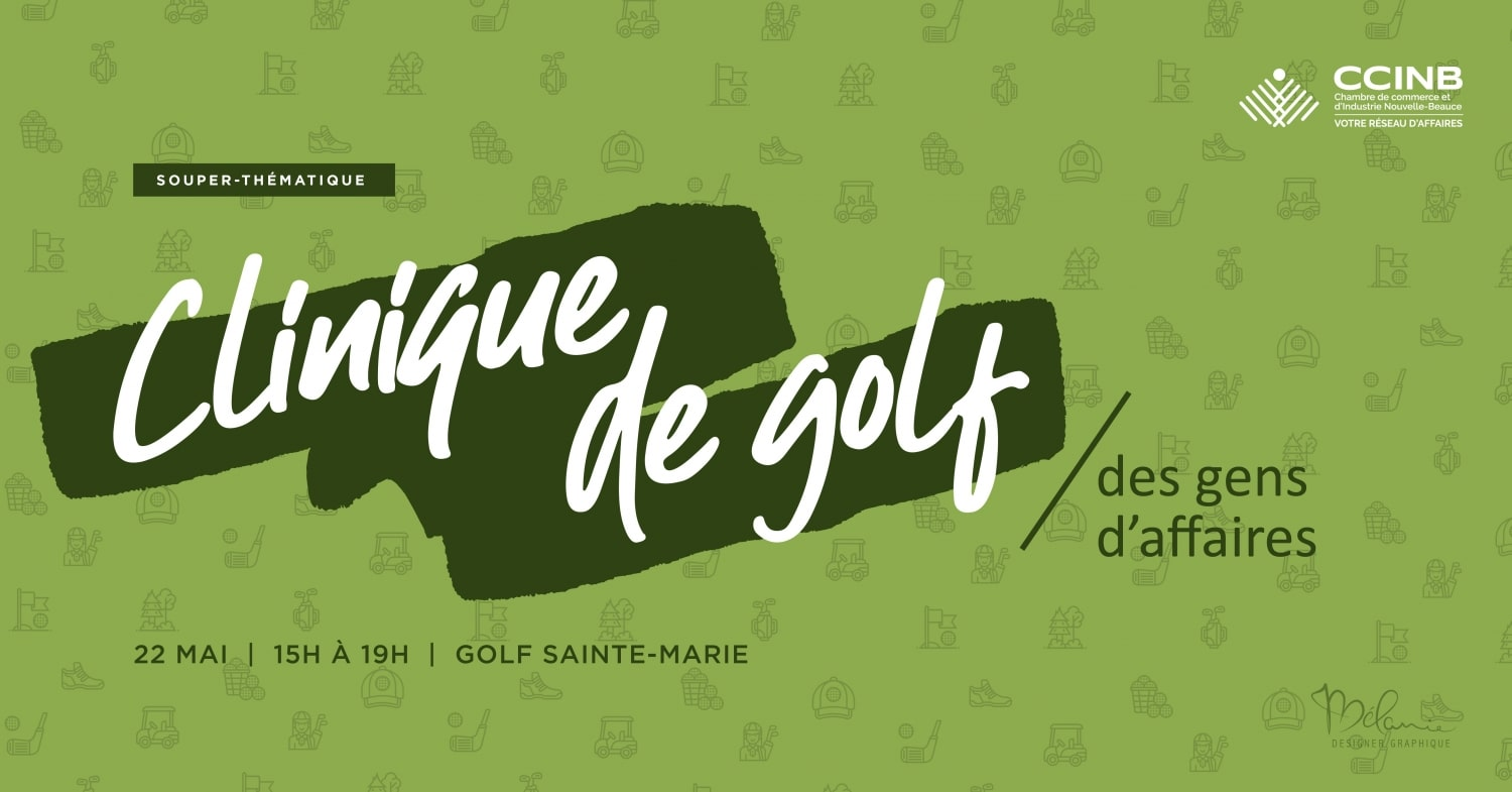 Clinique golf gens affaires